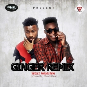 Santos - Ginger (Remix) ft. Reekado Banks